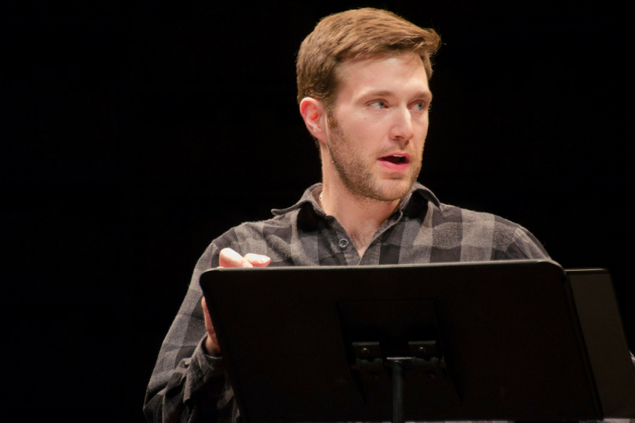 Jacob Fishel (Eddie) in Fool For Love, American Voices, 2011