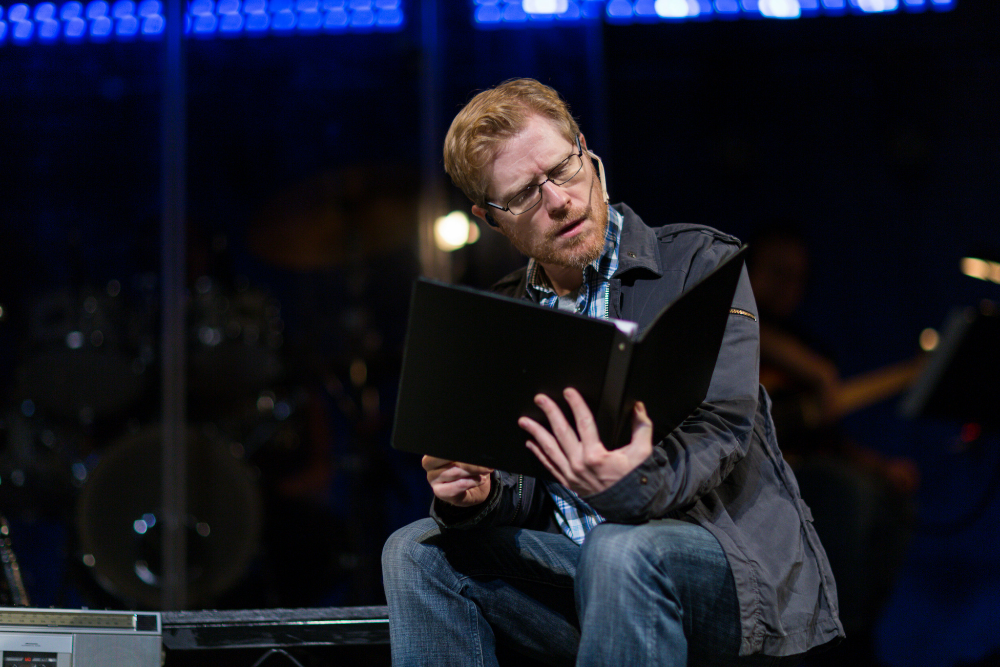 Anthony Rapp in Without You, 2015