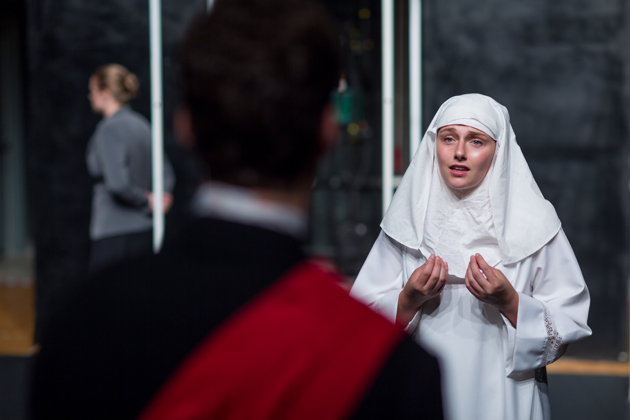 Sarah Vasilevsky in Measure for Measure, Apprentice Program, 2016