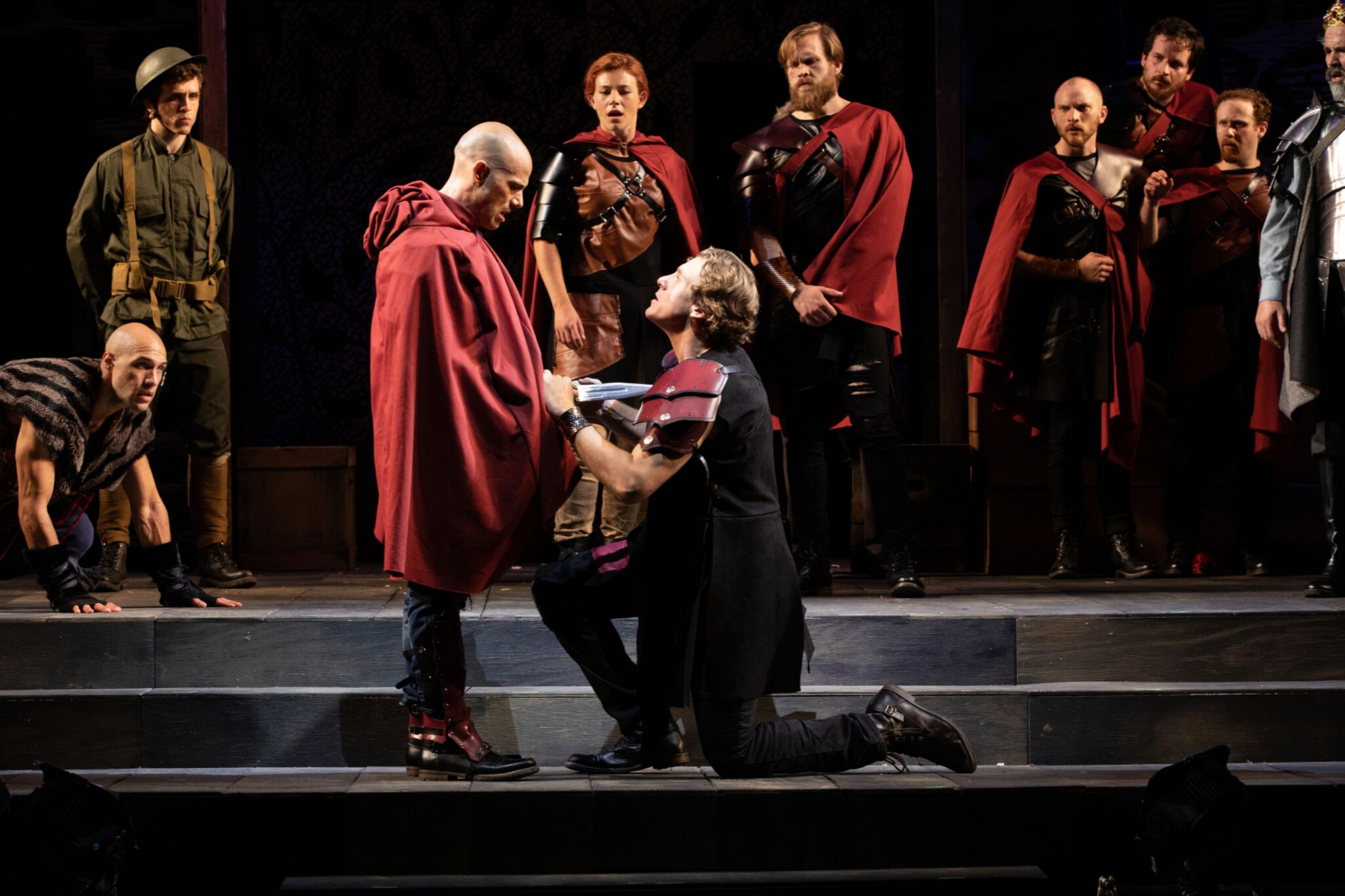 Cymbeline – Commonwealth Shakespeare Company